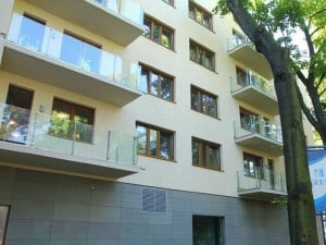 Apartamentowiec Geut Gliwice