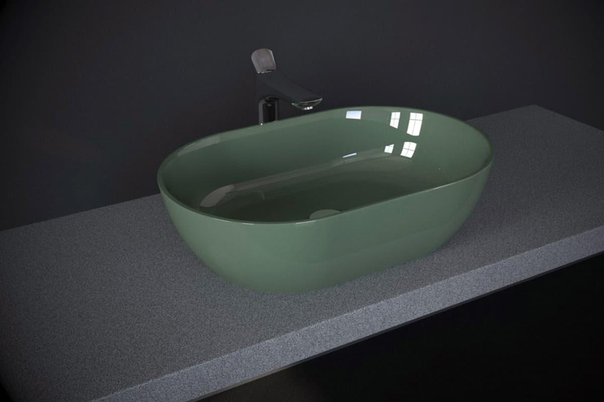 Umywalka nablatowa Ravon Space